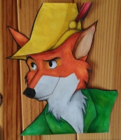 Dessin Robin   Robin des bois de FannyDraw