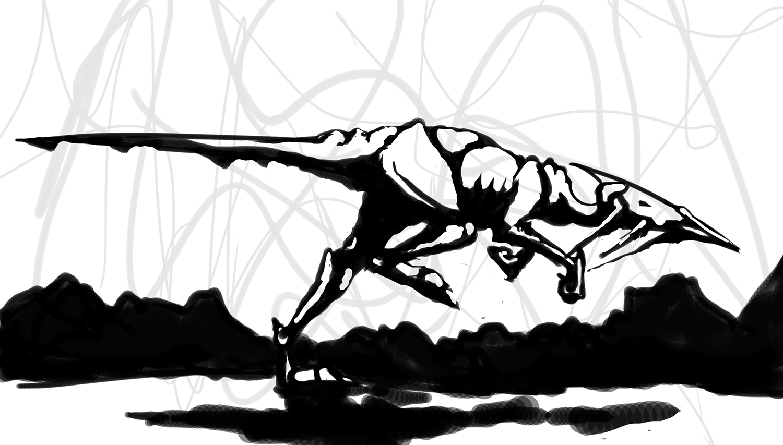 Dessin Dino de Midona
