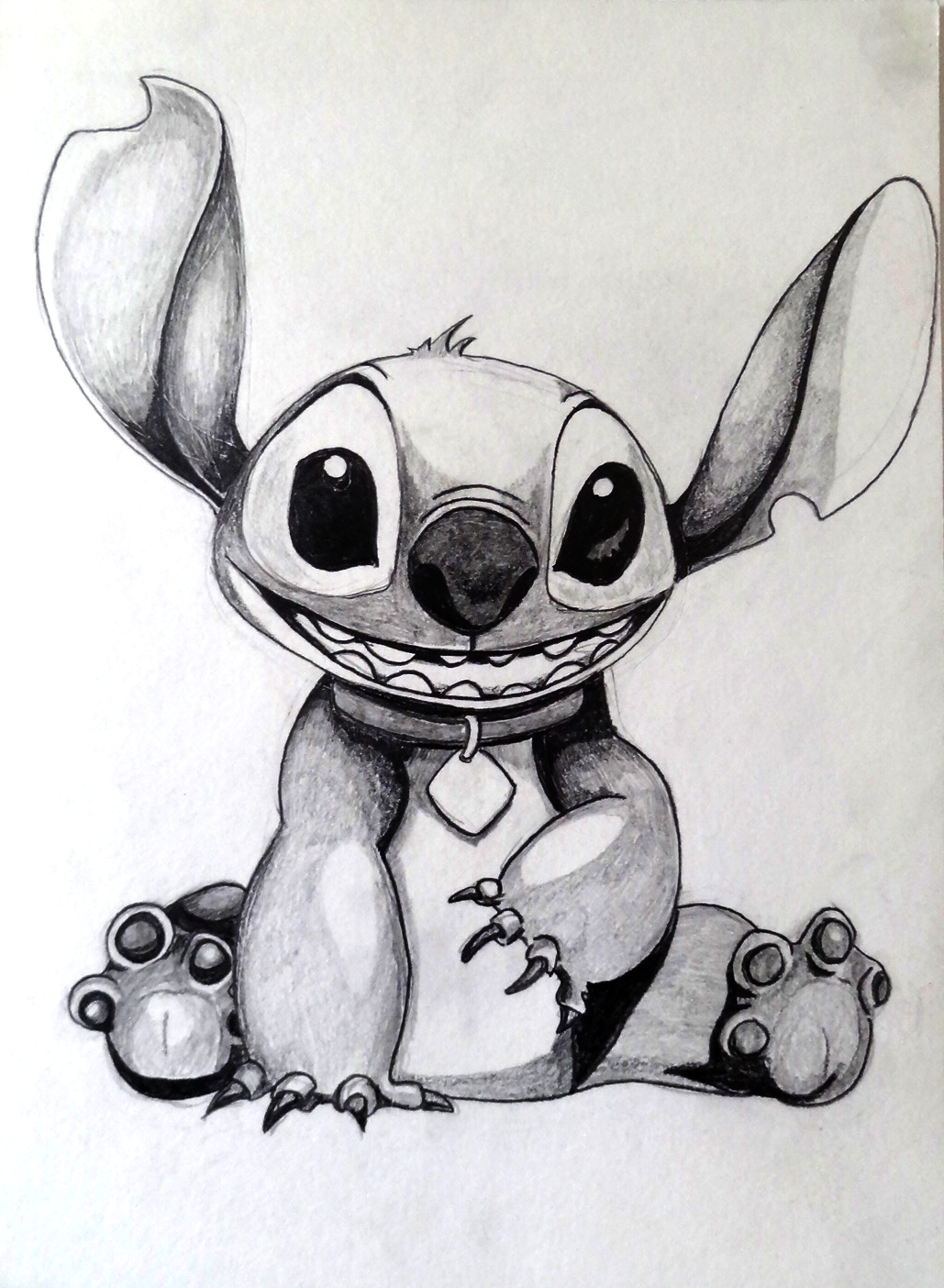 Dessin Stitch de Midona