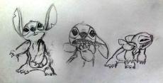 Dessin Stitch06 de Midona