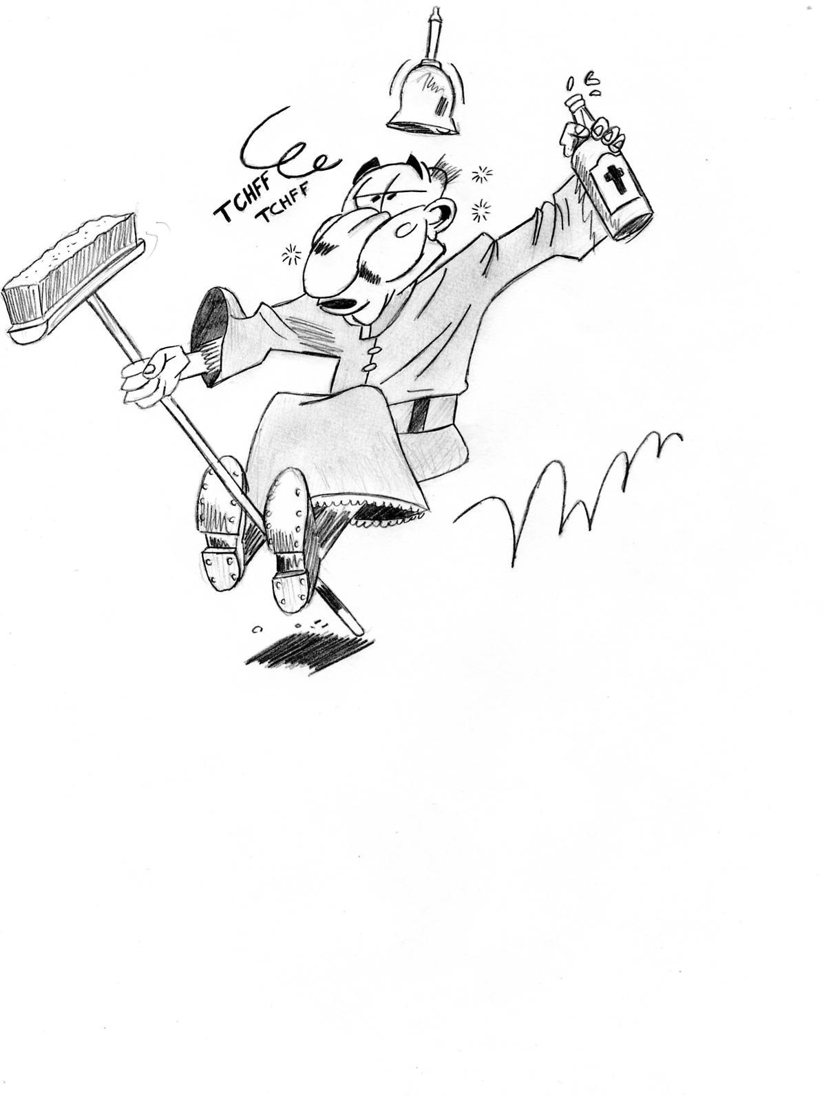 Dessin Le petit Spirou 3 de Adrien72140