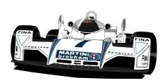 Dessin Brabham Alfa Romeo couleur de Adrien72140