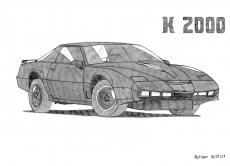 Dessin K2000 de Adrien72140