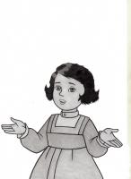 Dessin Marguerite   Les malheurs de Sophie de Adrien72140