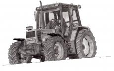 Dessin Renault 103 54 TX de Adrien72140