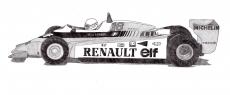 Dessin Renault RS11 de Adrien72140